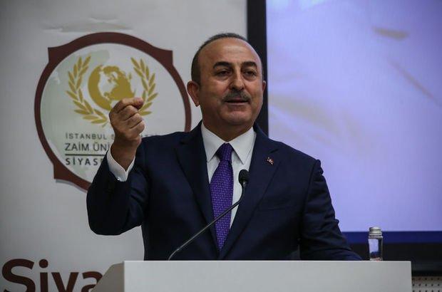 Bakan Çavuşoğlu ABD'nin çekilme kararındaki en önemli aktörü açıkladı