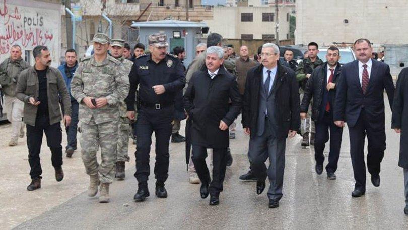 Hatay Valisi Rahmi Doğan Afrin Suriye