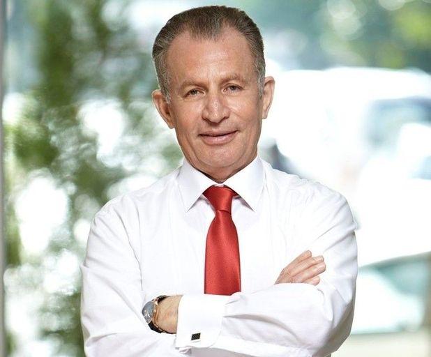 Ege-Koop Genel Başkanı Hüseyin Aslan