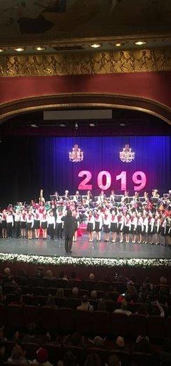 İDOB İstanbul Devlet Opera Balesi Yeni Yıl konseri verdi