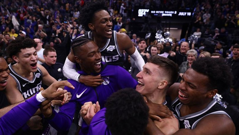 Lakers'ı Bogdan Bogdanovic yıktı