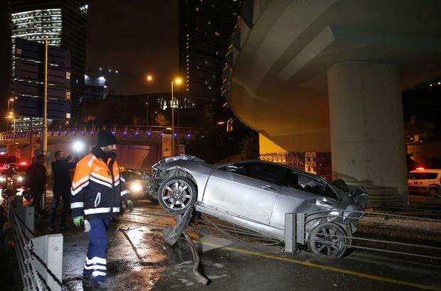 Şişli İstanbul trafik kazası