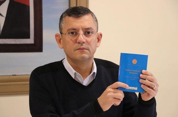 CHP'li Özel: Binali Yıldırım'ın istifa etmesi gerekir