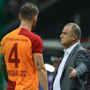 SERDAR'DA KARAR FATİH TERİM'İN!