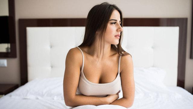 Orgazm anında oluşan baş ağrısının nedeni nedir 15