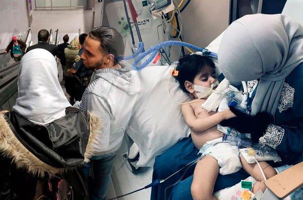 Yemenli Abdullah annesine kavuştuktan 10 gün sonra hayatını kaybetti!