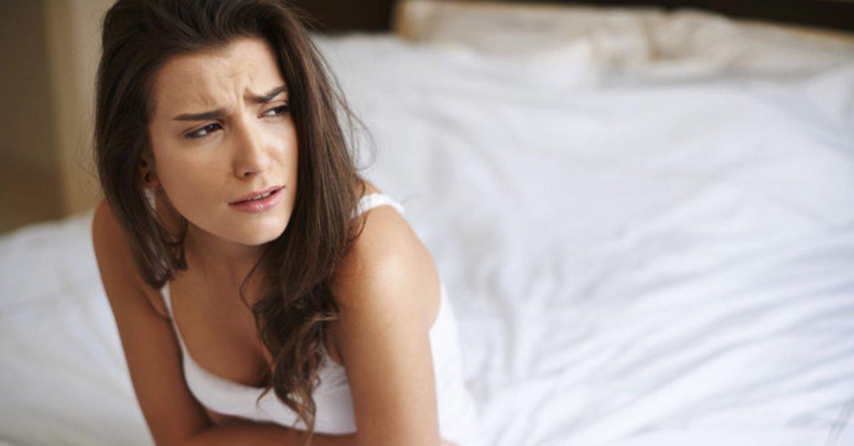 Orgazm anında oluşan baş ağrısının nedeni nedir 69