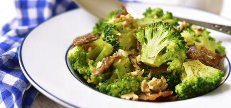 Düzenli brokoli tüketmek kanseri engelliyor!