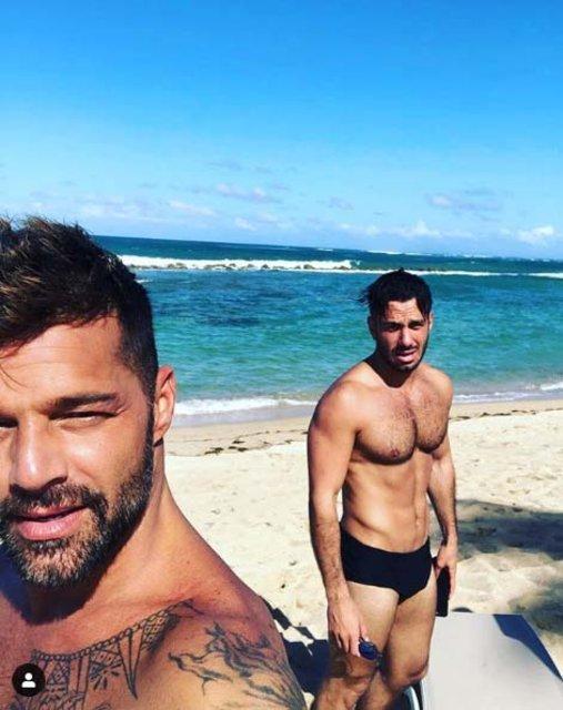 Ricky Martin baba oldu - <a href=