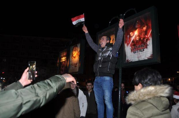 Irak yılbaşı kutlama