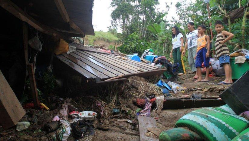 Filipinler'deki Usman fırtınası sonrası ölü sayısı 75'e çıktı
