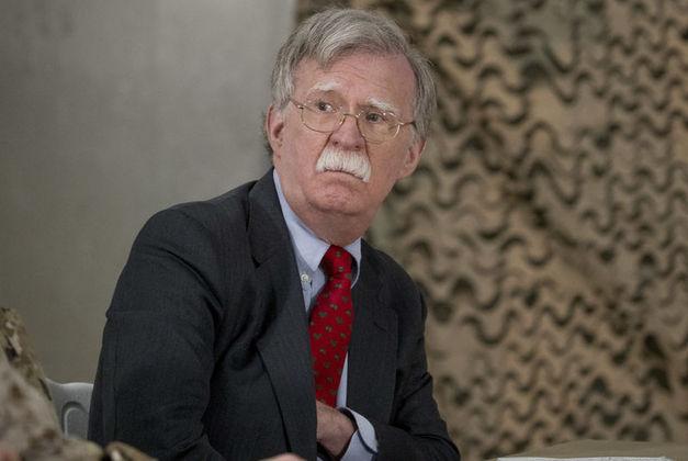 Ulusal Güvenlik Danışmanı John Bolton
