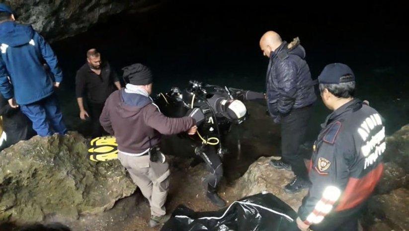 Zeus Mağarası'na giren Hintli turist boğuldu