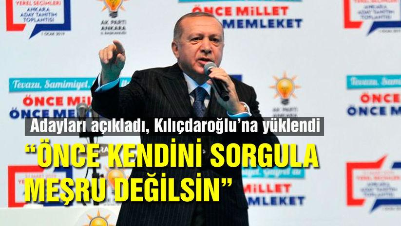 AK Parti'nin Ankara adayları