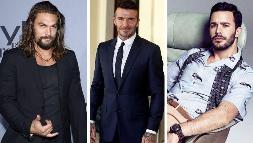 Dünyanın en yakışıklı 100 ünlüsü belli oldu!
