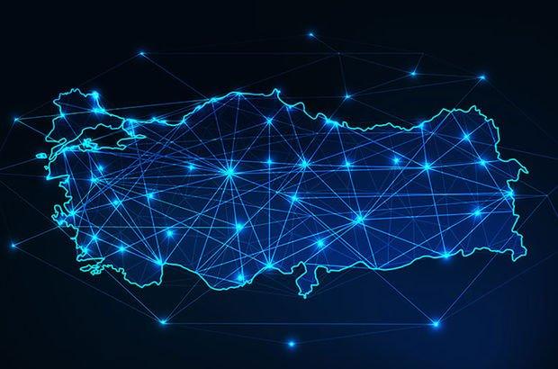 8 maddede Türkiye'nin interneti