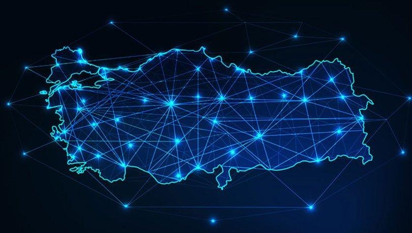 8 maddede Türkiye internet kullanımı
