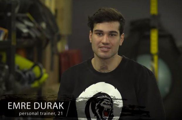 Survivor 2019 Emre Durak