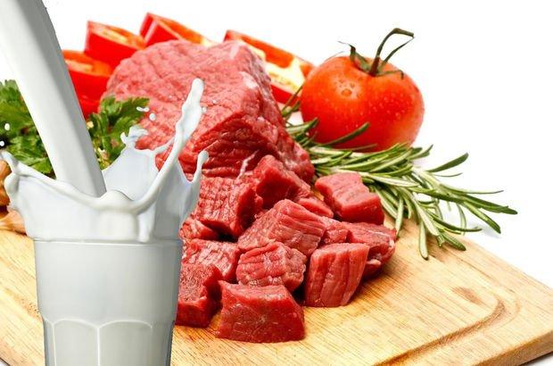 sür ve et üretimi