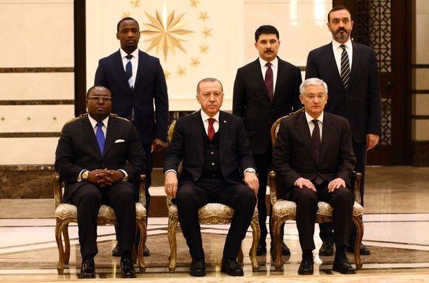 Recep Tayyip Erdoğan Moises Mba Nchama Ekvator Ginesi