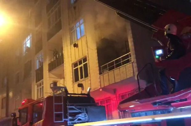Bağcılar İstanbul yangın
