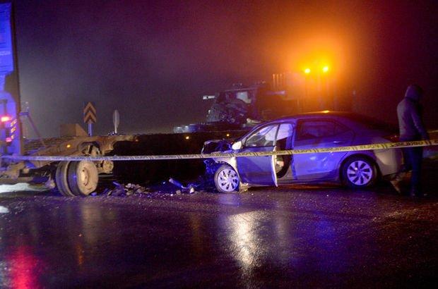 kilis trafik kazası