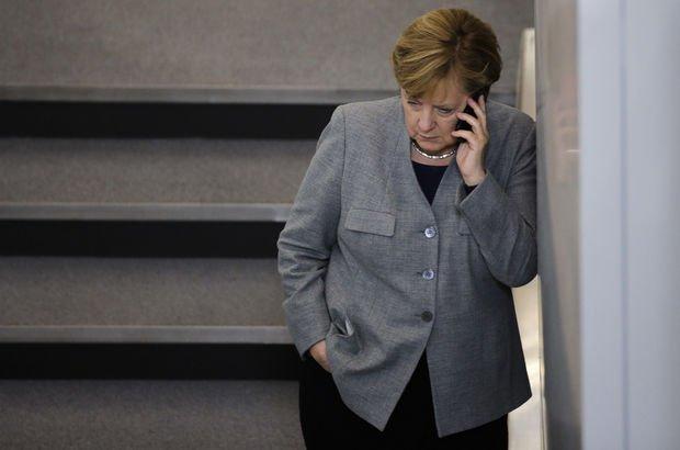Almanya'yı sarsan hack skandalı! Listede Merkel de var