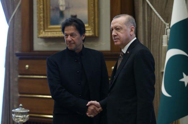 Cumhurbaşkanı Erdoğan: Bugün de yarın da Pakistan'ın yanındayız