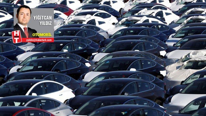 Otomobil pazarından %35 daralma!