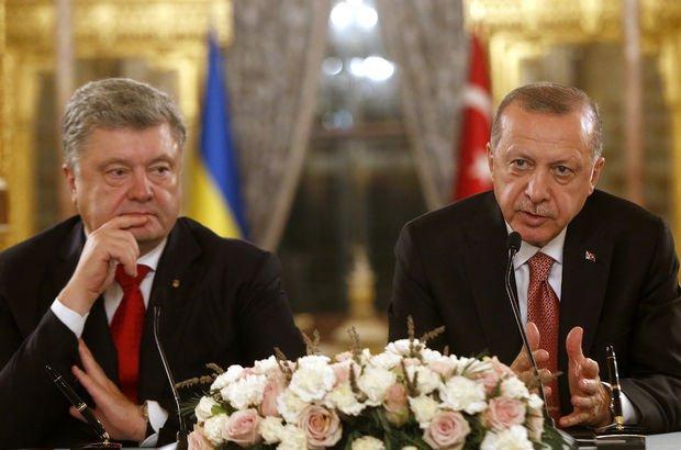 erdoğan poroşenko