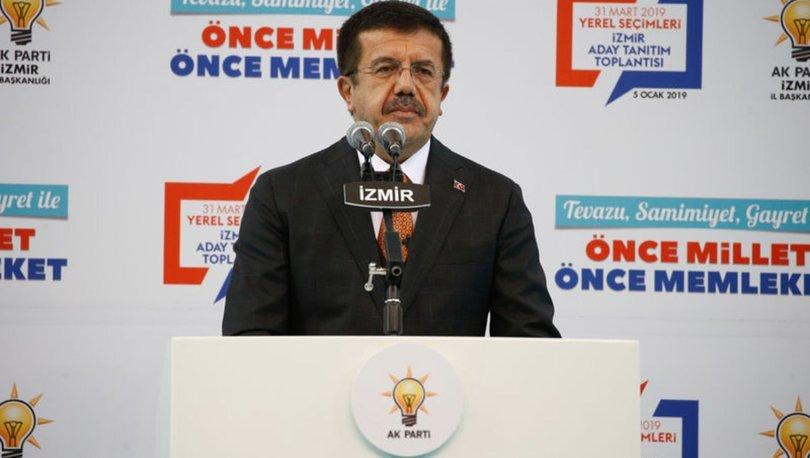Nihat Zeybekci kimdir? Nihat Zeybekci AK Parti İzmir Büyükşehir Belediyesi Başkan adayı
