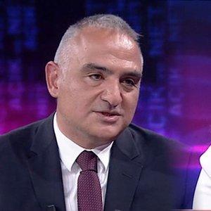 KÜLTÜR BAKANI MEHMET NURİ ERSOY'DAN AÇIKLAMALAR