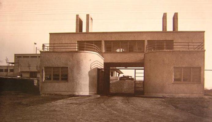 Likör Fabrikası eski hali...