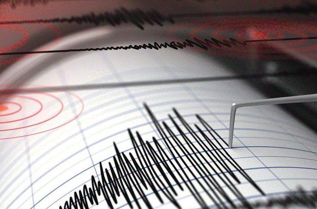 İran-Irak sınırında deprem!