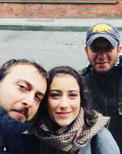 Hazal Kaya bekarlığa veda partisi düzenledi - Magazin haberleri