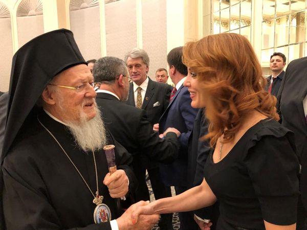 Patrik Bartholomeos ile.
