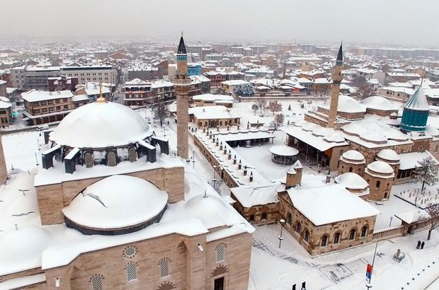 Konya'da okullar tatil mi