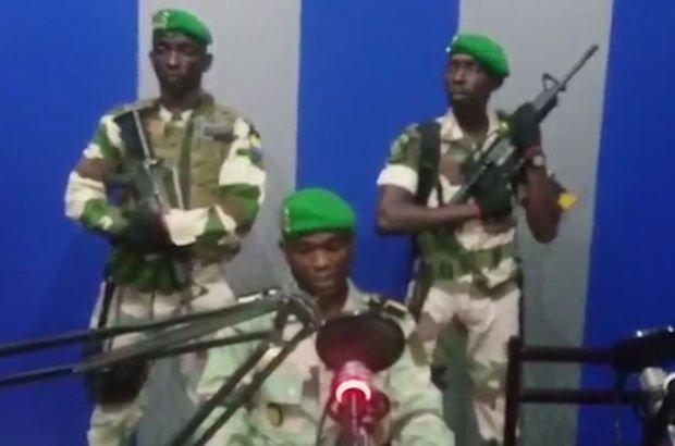 Gabon Darbe girişimi kınama Dışişleri Bakanlığı