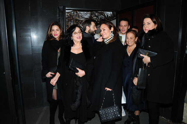 Türkan Şoray: We celebrated Nazan's birthday - News