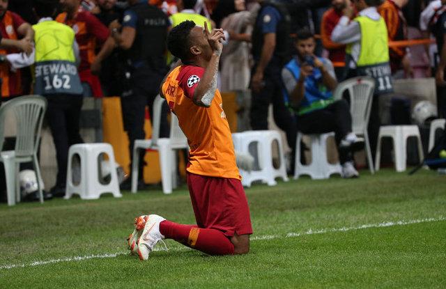 Galatasaray'a transferden büyük gelir