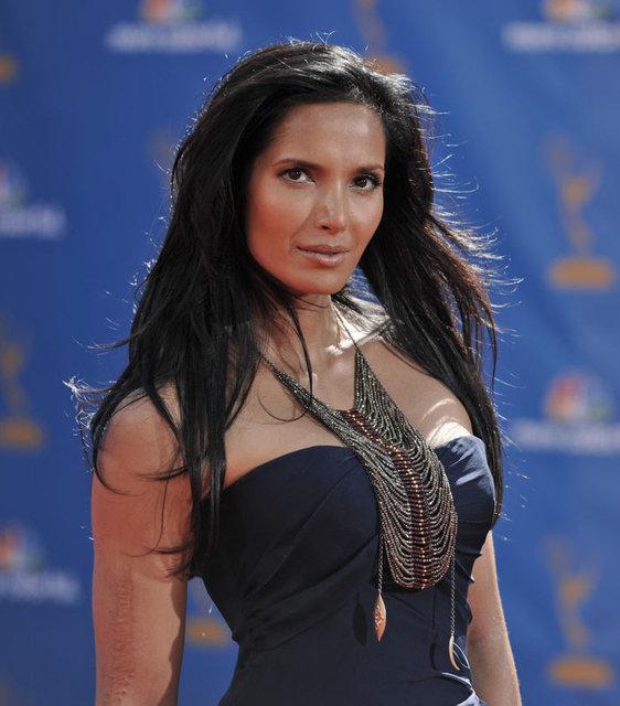 Padma Lakshmi, Miami'de tatil yapıyor - Magazin haberleri