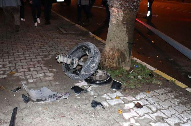 ordu trafik kazası