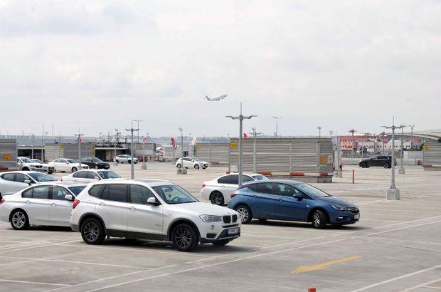 havalimanı otopark