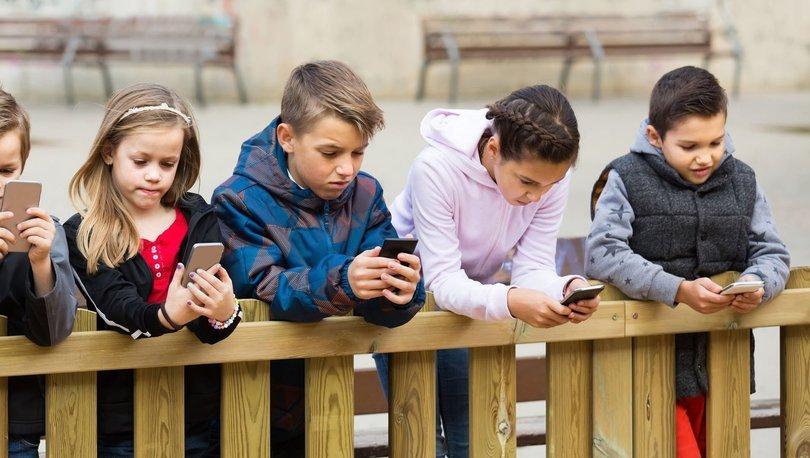 Çocuklara kaç yaşında telefon alınmalı?