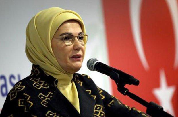 Emine Erdoğan'dan ücretli poşet açıklaması
