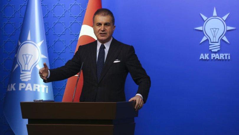 Son dakika... AK Parti Sözcüsü Çelik'ten MYK sonrası açıklama | Gündem  Haberleri