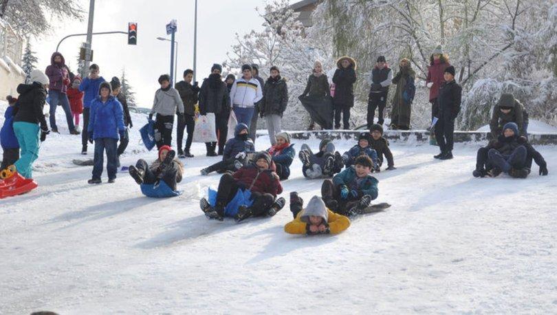 Okullar TATİL mi? SON DAKİKA: İşte bugün kar tatili olan il ve ilçeler! 9 Ocak 2019 nerelerde okullar tatil?