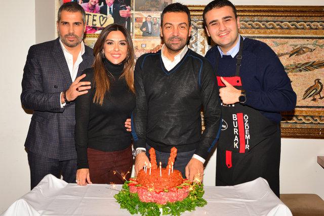 Saruhan Hünel yeni yaşını kutladı - Magazin haberleri