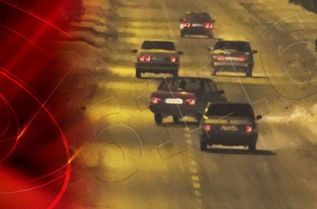 Trafikte makas cezası