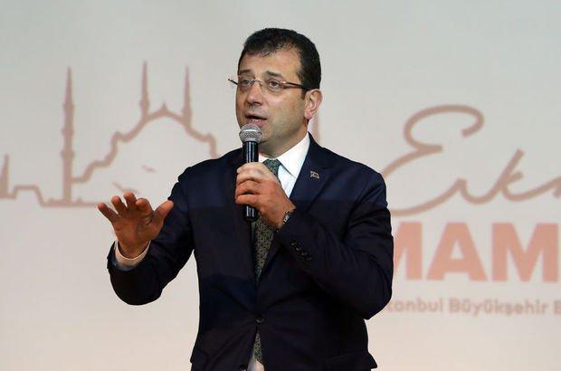 Ekrem İmamoğlu CHP yerel seçimler